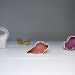 GLC — 3D gedruckte Keramikschale