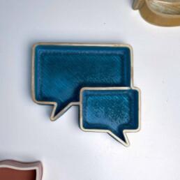 CHT — 3D gedruckte Keramikschale