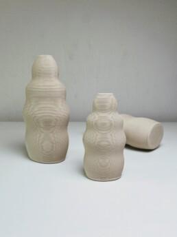 FLSCH – 3D gedruckte Vase