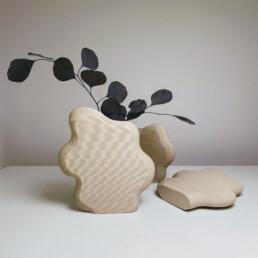 CLD /a nude 3D gedruckte Steinzeugkeramik