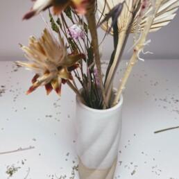 TBTTL - 3D gedruckte Keramik Vase
