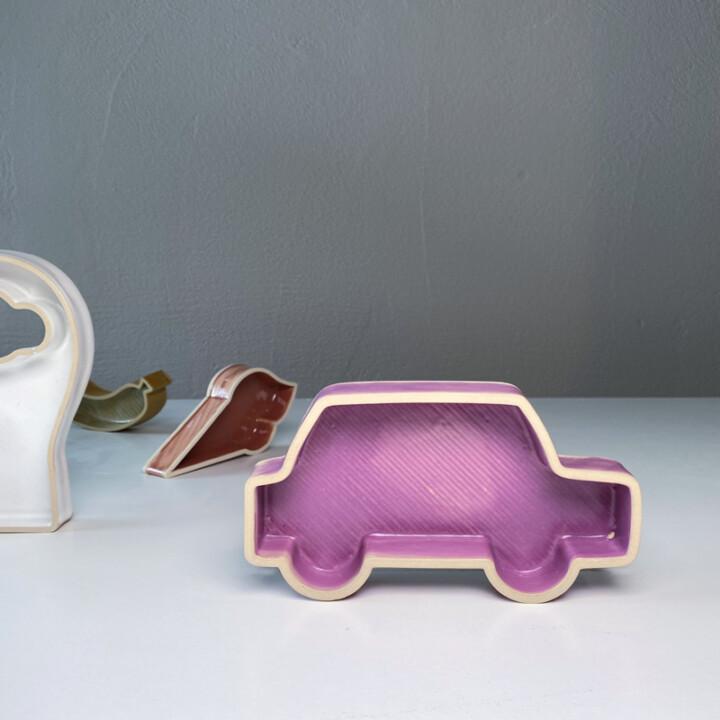 CR — 3D gedruckte Keramikschale